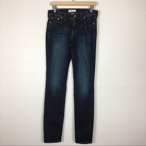 Madewell Alley Straight Jeans Size 28